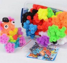 Argentina Puff bola de pellizco DIY juguetes educativos para niños para niños Juguetes creativos para niños Pin-up DIY juguetes educativos regalos Suministro