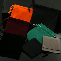 weihnachtsgewebe billig Rabatt Heißer Verkauf Marke namens Schmuck Beutel Multicolour Halskette Armband Ringe kleine Taschen Großhandel 7 * 10 cm Zubehör samt Beutel Top-Qualität.
