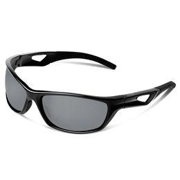 Wholesale Tac Lens - ZH22 GOXING Polarized Glasses UV protection Polarized lens Rubber Frame TAC Glass UV400