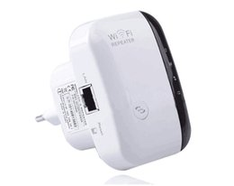 Wholesale free range finder - Wireless-N Wifi Repeater 802.11n b g Wi Fi Finders 300Mbps Wi-fi Signal Amplifier Range Expander Signal Boosters Wps Encryption DHL FREE