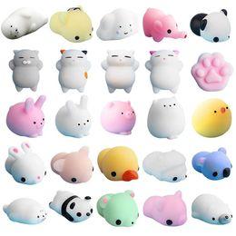 Canada 25pcs squishy jouets kawaii squishies animaux panda chat patte Offre