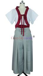 Hakuouki Shinsengumi Kitan Cosplay Harada Sanosuke Disfraz H008 a25f7bc46e35