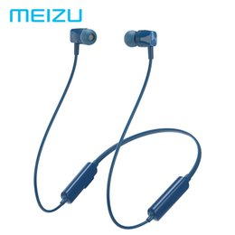 Écouteurs meizu en Ligne-Original Meizu EP52 LITE Bluetooth Écouteurs Sans Fil Sport Écouteurs Étanche IPX 8 Heures Batterie Avec Microphone MEMS Casque