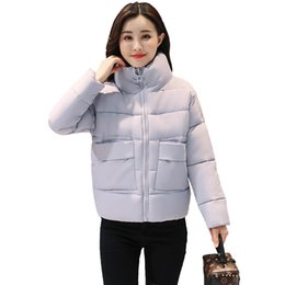 Wholesale Thick Warm Cheap Winter Coat - Cheap wholesale 2017 new Autumn Winter Hot selling women's fashion casual warm jacket female bisic coats J76-17809Z