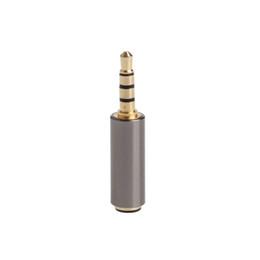 Ремонт домкратов онлайн-3.5 мм мужской стерео 4 Полюс разъем аудио разъем ремонт загружается наушники