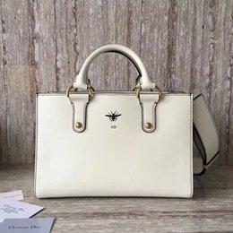 Wholesale Broadband Quality - Brand Fashion bags High quality Color Rivet Small Baotou Cowhide Broadband Single Shoulder Bag 2018 New Celebrity Designer Ladies Handbag