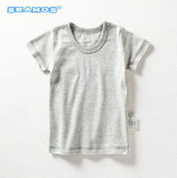 2019 chemises à manches courtes garçon Garçon 3pcs Lot Nouvel Été Tshirt Garçon À Manche Coton Coton T-Shirt Enfant D'été Vêtements À Manches Courtes T-Shirt Xs36 chemises à manches courtes garçon pas cher