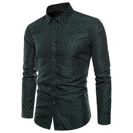 7046457aafbf 2019 böhmische blusen Bohemian Style Männer Shirt Slim Casual Urlaub Top  Bluse Männlich Dunkelgrün Kurzarm Shirts