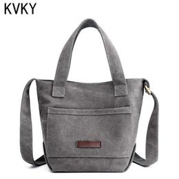 сумки для покупок Скидка Холст сумки Crossbody для женщин сумка твердые Messenger Multi-pocket повседневная дамы сумки Bolsas Feminina Bolsos Mujer мешок основной