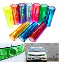 Canada 30cm * 1m lampe automobile caméléon film coloré film transparent Offre