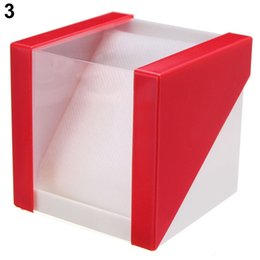 Wholesale Red Rectangle Ring - Fashion Wrist Watch Case Jewelry Bracelet Ring Earrings Gift Box Storage Gift Red