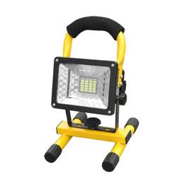 luces de advertencia portátiles Rebajas Proyectores portátiles de Alta Potencia 30 W LED Lámpara de Proyección Proyectores de Luz Intermitente Advertencia Inundación Impermeable con soporte 2017 Nuevo