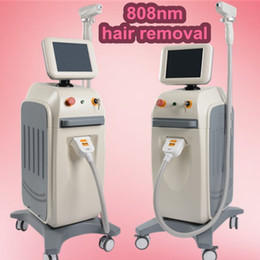 Wholesale Ce System - Light sheer diode laser hair removal system 808nm Diode laser Soprano 808 diode laser hair removal machine