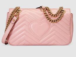 quasten-eimer tasche blau Rabatt frauen luxus kette crossbody tasche handtaschen berühmte designer geldbörse hochwertige weibliche nachricht tasche Klassische Leder herz stil umhängetaschen