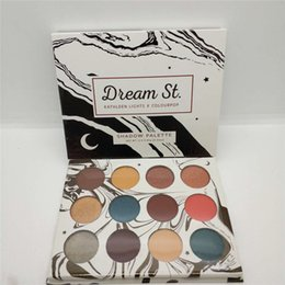 Wholesale Multi Color Pearls - Explosion models Europe and the United States colorpop12 color eye shadow 12 color eyeshadow matte pearl eyeshadow plate