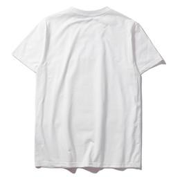 2018Spring e fiori estivi oscillare orso stampa sciolto a maniche corte uomini e donne modelli paio T shirt spedizione gratuita da coppie oscilla fornitori