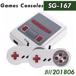 16 bit md online-16 Bit Retro Mini Video Game Console Familia Consolas de Mano Soporte TV AV Salida Vedio MD Juegos Con Caja Al Por Menor 20 unids