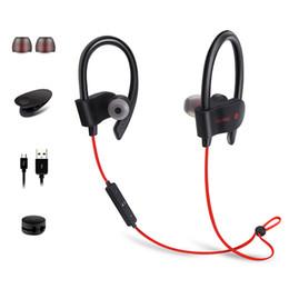 Bluetooth Écouteur Casque Sans Fil Running Sport Oreille Crochet Stéréo In-Ear Écouteur Avec Micro Pour Iphone Samsung Xiaomi ? partir de fabricateur