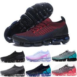 new product 9f2c8 8149b Chinese 2018 Air Cushion Running Shoes Men Women Classic Outdoor Black  White Sport Shock Jogging Walking