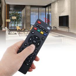 Argentina Control remoto universal de reemplazo de infrarrojos para Android TV Box H96 Pro V88 MXQ T95X T95X Plus X96 TX3 Mini HMP_012 Suministro