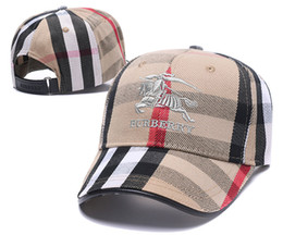 Canada Nouveau rayé casquettes de baseball top qualité loisirs casquette de baseball ajustable chapeaux adultes chapeaux enfants sport chapeau soleil chapeaux rétro broderie chapeau couples casquettes cheap adjustable kid sun hats Offre