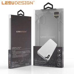 Wholesale pro iphone case - LEEU DESIGN air cushion shockproof tpu sound switching anti shock transparent mobile phone case for iphone x 6 7 8 plus s8 S9 P20 LITE PRO