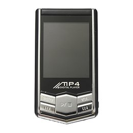 Grabadora de música online-Mini reproductor de 8GB MP3 LCD FM Radio Video Music Media Player Grabadora de voz