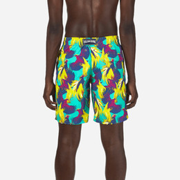 314711c1b6e8a Mens swimwear sexy board shorts beach surfing sweat mesh liner men  swimsuits bathing suits plavky 3d print color