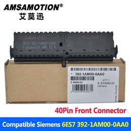 Asamotion 1AM00 1AJ00 Suitable Siemens 40pin 20Pin Front Connector 6ES7 392-1AJ00 1AM00-0AA0 desde fabricantes