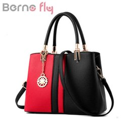 red hand bag for girls Coupons - Berno Fly 2018 Handbags for Women Leather Hobo Handbags 2018 Hard Hand Bag Cheap Wholesale Crossbody Shoulder Bags of Girls