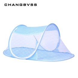 Wholesale Canopies For Beds - Comfortable Baby Mosquito Bed,Portable Infant Bed Canopy Mosquito Netting,Folding Newborn Baby Nets for Toddler Crib