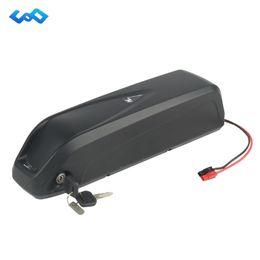 Wholesale lg battery used - US EU AU No Tax 52V 13Ah New Shark Battery Pack use LG cell 52V 12.8Ah E-Bike Hailong Li ion Battery with 58.8V Charger