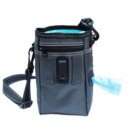 Wholesale Training Treat Pouches - New Arrival Pet Dog Walking Food Treat Snack Bag Outdoor Agility Bait Training Polyester Pockets Pouch Waist Storage Hold
