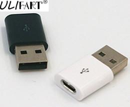 2019 transfert de câble ULIFART USB OTG Adaptateur Câble Micro USB Femelle à Chargeur Adaptateur Mâle Pour Chargement Et Transfert De Date Pour Ordinateur transfert de câble pas cher