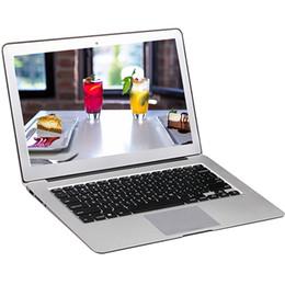 Wholesale ram works - DeeQ A3 Working laptop 14inch intel Celeron J1900 Quad-core 2G RAM 64G SSD 1920*1080 FHD Notebook Computer free shipping