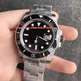 Wholesale watch orange bezel - 9 Style NOOB Factory V5 Asia 2813 Movement Classic 40mm 116610 116710 116613 116713 44mm 116660 Ceramic Bezel Automatic Mens Watches