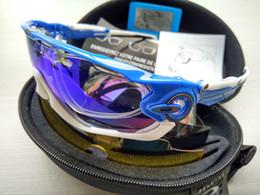 2019 rückspiegelgläser Jawbreaker Radfahren Sonnenbrillen Mann Mode Outdoor Sport Reiten Winddicht Eyewear Explosionsgeschützte Praktische Brille Heißer Verkauf 44 16bl WW