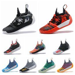 new concept 40da4 6e2de New arrivals Men s Basketball Shoes Harden Vol.2 Authentic Sneakers James  Harden 2 Vol2 Professional Basketball Shoe Trainers james harden shoes for  sale