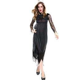 Dames européennes et américaines jouant au jeu de rôle UNIFORME Halloween sexy diable costume diable costume robe de mariée vampire ? partir de fabricateur