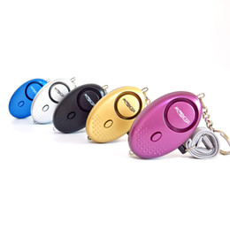 Wholesale Self Defense For Women - Personal Alarm With LED Light,Self Defense Alarm ,attack alarm,panic alarm ,alarm for elderly,elderly for women, MIX Packing
