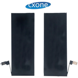 Wholesale Cycles Battery - 100% Brand New Original Battery for iPhone 5 6 6P 6S 6SP 7 7P plus Zero Cycle Built-in Internal Li-ion Replacement Part