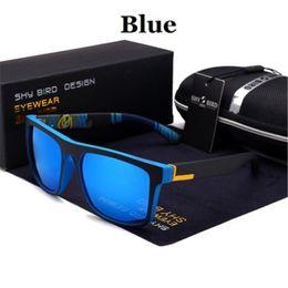 Ok occhiali da sole online-Occhiali da sole da uomo alla moda OK occhiali da sole polarizzati leggeri design classico da uomo rivestiti e marca 0618