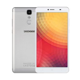 Wholesale water bits - DOOGEE Y6 Max 6.5inch Android6.0 4G Smartphone MTK6750 Octa Core 1.5GHz 3GB+32GB Fingerprint 4300mAh 13MP multi language Mobile Cellphone