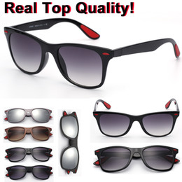 4195-M-F Hombres / Mujeres Conducción Gafas de sol Gafas de Sol Mujer / Hombre Accesorios Gafas de sol de alta calidad Gafas de sol de espejo originales paquetes gratis desde fabricantes