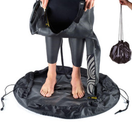 pacote de lama Desconto Nylon 90 cm Surf Wetsuit Mergulho Suit Mud Bag Bag À Prova D 'Água Transportar Pacote Bolsa para adultos