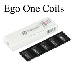 Canada eGo One bobine Vt bobines tête 0.5ohm CL-Ti 0.4ohm CL-Ni 0.2ohm spécial pour les bobines de remplacement pour l'ego-un méga vtc mini tron Offre