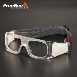 Sports de plein air résistant aux chocs verres de protection de basket-ball  anti-explosion lunettes PC lentille Football Star lunettes de bain en verre 26f921192dc6