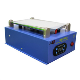 Wholesale Iphone Lcd Separator Machine - Hot Selling JIUTU LCD Separator Touch Screen Assembly Preheating Plate Inner Vacuum Pump Machine For 7 Inch iPhone Samsung Repalacement