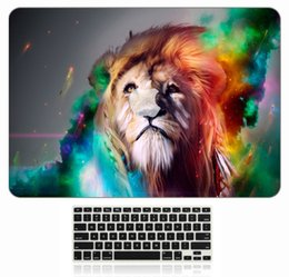 Wholesale Animal Fasion - Fulcloud-35 Oil painting Case for Apple Macbook Air 11 13 Pro Retina 12 13 15 inch Touch Bar 13 15 Laptop Cover Shell