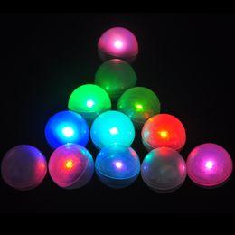 Argentina ¡60pcs perlas de hadas !!! Funciona con pilas Mini Twinkle LED Light Berries 2CM Bola LED flotante para banquete de boda Eventos Decoración Luz Suministro